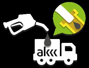 AK Diesel Key